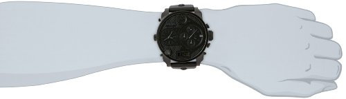 42e3e5ffbb96 reloj diesel para hombre dz7193 pvd negro con cronógrafo y · reloj diesel  hombre. Cargando zoom.