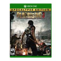 Dead Rising 3 Apocalypse Edition Xbox One Mídia Lacrado