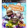 Juego Play Little Big Planet 3 Ps3 Español Play 3. Sellado