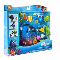 Buscando A Dory 20 Piezas De Ban Dai Disfraza A Dory Disney
