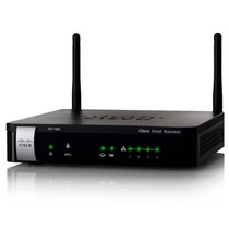 Router Inalambrico Vpn Firewall Cisco Wifi N Rv110w Rv110