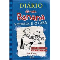 Diário De Um Banana 2: Rodrick É O Cara - Capa Brochura