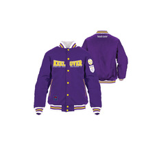 Camperas Hombre Universitaria Friza Keel Over Varsity