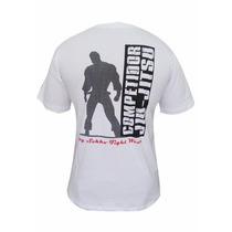 Camiseta Sokko Fight Wear Tradicional Competidor Jiu-jitsu