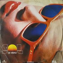 Lp Novela: Sol De Verão Nacional - Frete Grátis