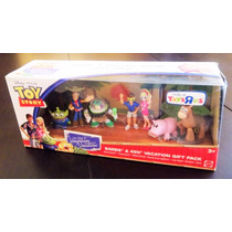 Toystory Barbie & Ken Vacation Gift Pack
