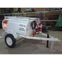 Acoplado Tanque Proveedor De Combustible 1500 Litros 0 Km
