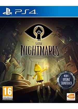 Little Nightmares Necesita Internet Juego Digital Ps4 Bs 84 99