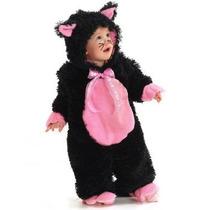 Disfraz De Gato, Gatita Para Bebes Y Niñas, Envio Gratis
