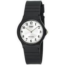 Reloj Casio Carátula Blanca