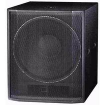 Caja De Graves E-sound Lx-w18