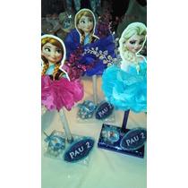 Centro De Mesa Frozen Y/o Princesas