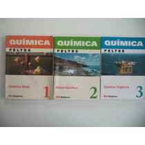Química Feltre 3 Volumes - 6ª Edição