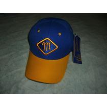Gorra Azul- Arqueada. Hombre- Magallanes- Modelo 2