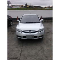 Honda New Civic 1.8 Lxl 2011 Automatico Flex