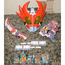 Kamen Rider Agito Burning Lote Capacete Shining Caliber