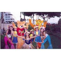 Remato Personaje Disfraz T Story Kitty W Pooh Tigger C Nuevo