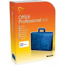 Licença Chave Serial Office Professional Plus 2010 Genuino