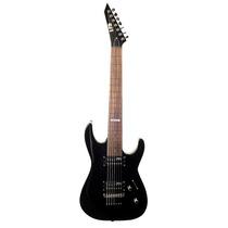 Esp Ltd M-17 Black . Guitarra . Loja . Nf + Gtia !
