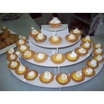 Escalera Grada Cupcakes, Ponqueicitos, Shots, Mini Dulces