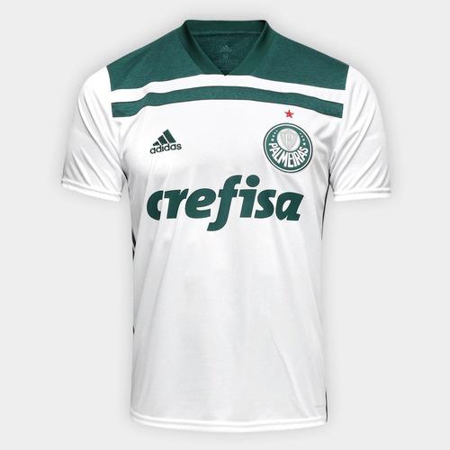 2e155aa72df81 Camisa Palmeiras Ii 2018 adidas - R  199