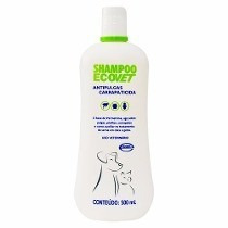 Shampoo Anti Pulga E Carrapato Ecovet - 500ml