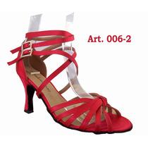 Zapatos De Baile Salsa Mujer Bachata Danza Latina Ballroom