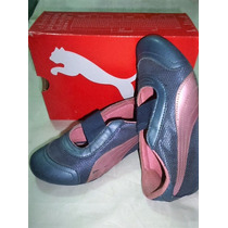 Zapatillas Puma Niña Usadito Zapatos Economia Garage