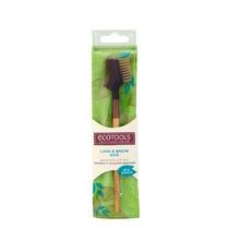 Cepillo+brocha Cejas/pestañas Maquillaje Ecológico Ecotools