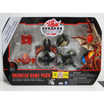 Bakugan Gundalian Invaders Brawler Game Pack #170