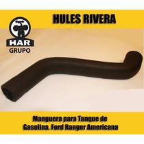 Manguera Para Tanque De Gasolina Ford Ranger Americana