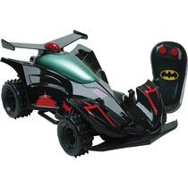 Carrinho Batman Com 3 Funções - Candide