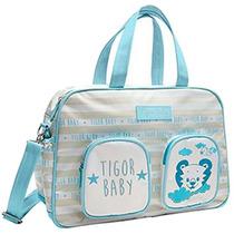 Bolsa Maternidade Grande C/trocador Tigor T. Tigre 80201993