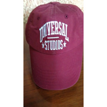 Gorra De Universal Studios, Comprada En Estados Unidos