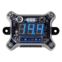 Voltímetro Digital Vittro Remote E Sequenciador Ajk Sound