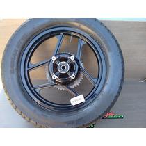 Llanta Con Cubierta Trasera Kawasaki Ninja 250 Ex Gpx K5286
