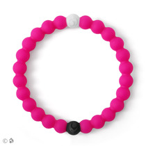 Lokai Rosa Pulsera Brazalete Pink Hero Breast Cancer Silicon