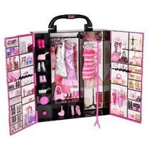 Barbie Fashionista Último Closet
