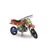 Moto Cross / Moto Brinquedo / Moto Plástico / Colecionador