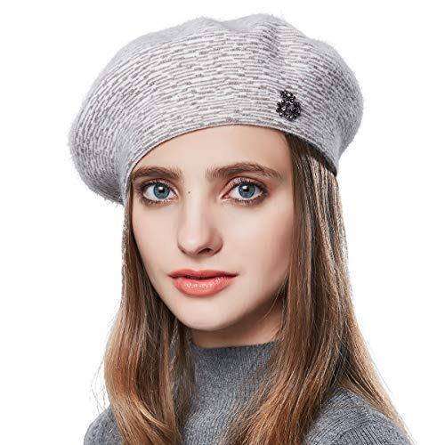 d1a380349ca66 Enjoyfur Sombreros De Invierno Para Mujer