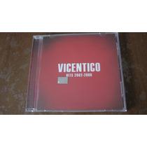 Vicentico Hits 2002-2008 Cd ¡oferta!