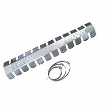 Protetor Da Descarga ( Em Aluminio Para Motos 2t) - Framax