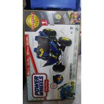 Montable Eléctrico Batman Extreme Racer Arenero.