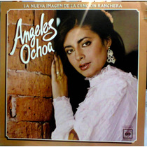 Angeles Ochoa Lp Homonimo 1985 Rarisimo