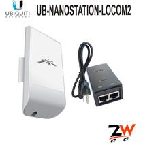 Ubiquiti Nanostation Loco M2 200mw Antena 8dbi 10km