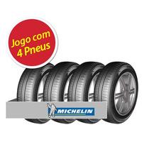 Kit Pneu Aro 13 Michelin 165/70r13 Energy Xm2 79t 4 Unidades