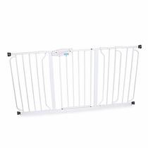 Reja Puerta De Seguridad Para Bebe O Mascota Extra Ancha 142