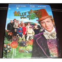 Willy Wonka Y La Fabrica De Chocolate Ed. Especial Blu-ray