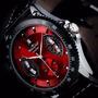 Reloj Winner Casual Rojo