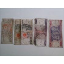 Nota Antiga Para Colecionadores (de 500, 100 Cruzeiros)